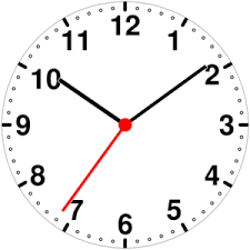 A Custom Clock Face For My Kitchen Clock Made With Tikz In Latex