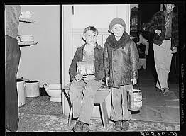 a photo essay on the great depression mission jpg 45127 bytes