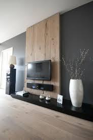 Interessante Und Schöne Wandgestaltung Im Wohnzimmer