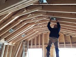 installing recessed lighting cathedral ceiling integralbookcom