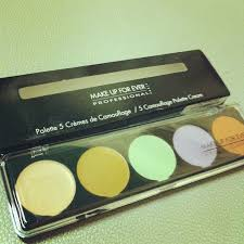 makeup forever camouflage palette