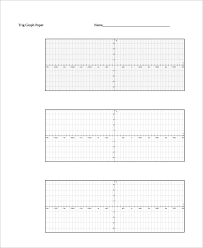 Sample Excel Graph Paper Template 6 Free Documents
