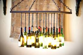back to wine bottle chandelier design pictures homemade diy
