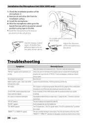 kenwood kdc x395 wiring instruction manual