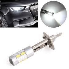 Audi A5 Fog Light Bulb Size Amazon Com Pack Of 4 Brand New H1 10 Smd 5730 Chip Led