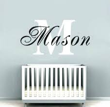 wall arts personalized baby name wall art baby personalized baby canvas wall art wallaby way sydney on canvas wall art baby names with name on wall igorzakus