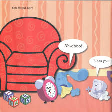 blues clues mr salt and mrs pepper. Friends All Try To Help Her Out With Things Including A Pretend Check-up, But What She Really Needs Is Rest And Some Soup From Mr. Salt Mrs. Pepper. Blues Clues Mr Mrs Pepper