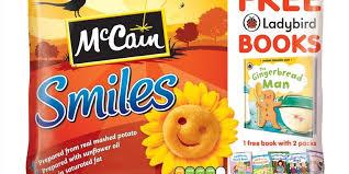 McCain Smiles announces Penguin Books partnership | The Drum