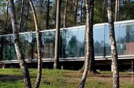 Concrete Cabin Contemporary Country Steel And Concrete Cabin Architecture Glugu