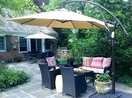 patio umbrella freestanding