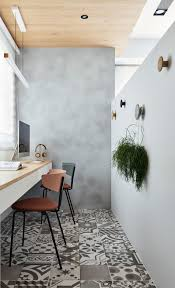 creating a small home office. Behind The Pony Wall And Next To Front Door Is Home Office. On Back Of There\u0027s Hooks For Hanging A Variety Objects, Creating Small Office
