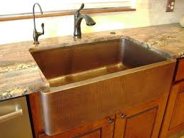 Granite Kitchen Sinks Pros And Cons Copper Sink Pros And Cons