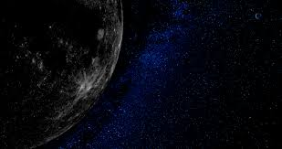 1080x2340 Moon To Earth 4K Art ...