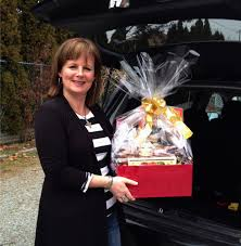 on their personal customer service and the care that they put into each basket today mairead and brighten their day gift basket co are in focus