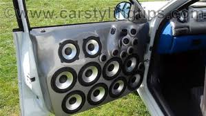 speakers for cars. whereas speakers for cars