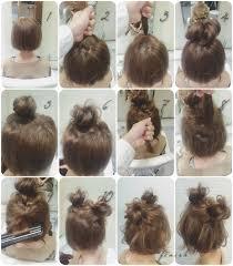 簡単ヘアアレンジ方法セルフでできるレングス別オシャ髪 Hair