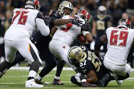 The saints offense has a ton of returning cast members, and looks to be even better with upgrades what we should pay attention to is if the buccaneers front seven tries something similar to throw the. Buccaneers Vs Saints Final Score Bucs Embarrass Themselves Again Bucs Nation