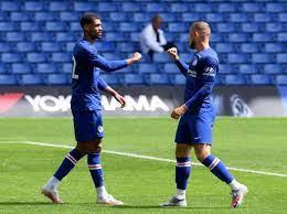 Chelsea thrash local rivals QPR as Ruben Loftus-Cheek and Billy Gilmour  score twice each in 7-1 friendly win