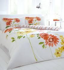 yellow and grey queen comforter set citrus fl bedding duvet cover pillowcases orange lime blue sets