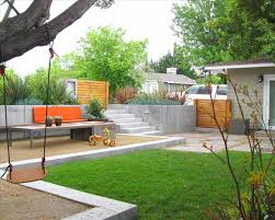 office landscaping ideas. Front Yard Slope Landscaping Ideas Office L