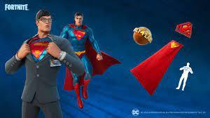 DCs Superman landet in Fortnite: Schaltet Clark Kent, Superman und mehr mit  besonderen Aufträgen frei!