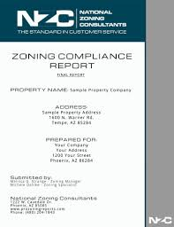 Services National Zoning Consultants
