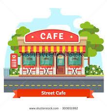 coffee shop building clipart. Contemporary Clipart On Coffee Shop Building Clipart Pd4Pic