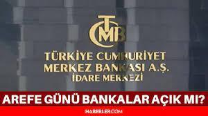 Pazartesi bankalar açık mı? Arefe günü bankalar açık mı? 19 Temmuz 2021  Pazartesi arefe günü bankalar açık mı ? Bankalar arefe günü çalışıyor mu? -  Haberler