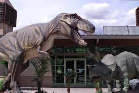 Dinosaurs have invaded the Springs Preserve in Las Vegas. This prehistoric exhibit runs all sum … | Las Vegas Review-Journal