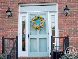 how to paint your front doorPainting your front door  the Easy Way  The DIY Village