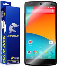 LG Nexus 5 Screen Protector (Case ...
