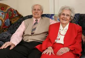 EPPING: Couple celebrate 70 happy years   East London and West Essex  Guardian Series