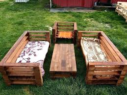 furniture made from wood. Garden Furniture Made Out Of Pallets From Wooden Pallet Seating Set Wood