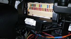 rear dashcam diy club lexus forums you can determine this using a multimeter the wires are thin enough that the fuse box lid will still securely shut