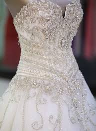rhinestone wedding dress. Sweetheart Rhinestone Appliques Cathedral Wedding Dress Beautiful
