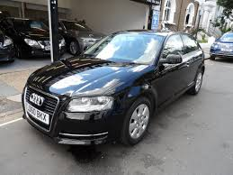 black audi 2010. audi a3 2010 manual 41000 petrol black audi