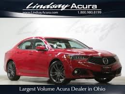 New 2020 Acura TLX for Sale in Columbus, OH - Autotrader