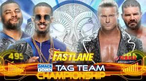 WWE Fastlane 2021 Match Card : FantasyBookers