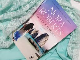 Nora roberts realmente é a rainha da escrita. Resenha Baia Dos Suspiros De Nora Roberts