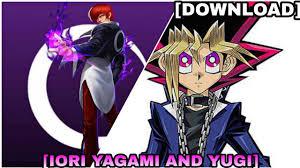 Iori Yagami And Yugi Mugen Char Jus Character[Download] - Bleach Vs Naruto  Mod Apk - YouTube