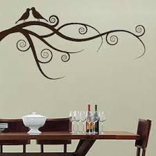 Small Picture Love Bird Branch Wall Art Design Trendy Wall Designs