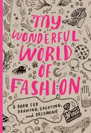 book cover wonderful world of fashion jpg