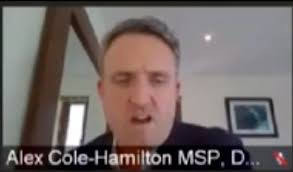 MSP urged to apologise after being caught on camera 'swearing at SNP  minister' | HeraldScotland