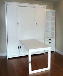 twin murphy bed desk. Murphy Bed Desk Best Examples Of Beds And Tables Diy Twin