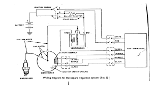 1985 ford duraspark wiring diagram 1989 Mustang 5 0 Wiring Diagram 1989 Ford Mustang Vacuum Diagram