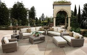 7 pc coronado wicker sofa set