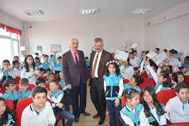 """Bekir Aksoy İlkokulu Öğrencileri """"Benim Kulübüm Yeşilay"""" Dedi"""