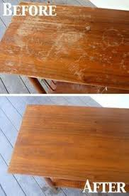 how to fix scratches in wood furniture with 2 ings i don t know how these 2 ings make for such a magical solution yet it really does work