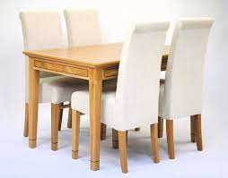 dining table and chairs small. chair:impressive small dining table and chairs for 4 bow517 lusso plain cream angled view