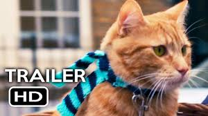 A Street Cat Named Bob Official Trailer #1 (2016) Luke Treadaway, Joanne  Froggatt Movie HD - YouTube